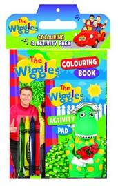 Wiggles Activity Pack