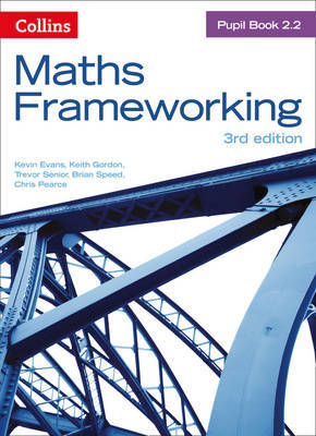 KS3 Maths Pupil Book 2.2 by Kevin Evans