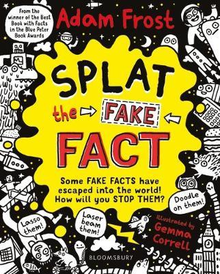 Splat the Fake Fact! by Adam Frost image