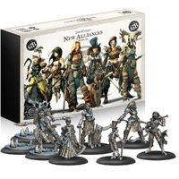 Guild Ball: The Exiles: New Alliances