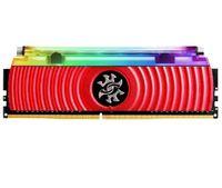 Adata: XPG Spectrix D80 16GB (2*8GB) DDR4 3600 Liquid cooled - Red