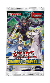 Yu-Gi-Oh! Shadows In Valhalla Single Booster