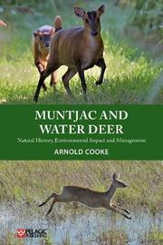 Muntjac and Water Deer by Arnold Cooke