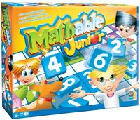 Mathable Jr - Children's Board Game
