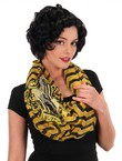 Harry Potter - Hufflepuff Infinity Scarf