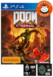 DOOM Eternal for PS4 image