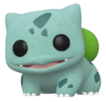 Pokemon: Bulbasaur (Flocked) - Pop! Vinyl Figure
