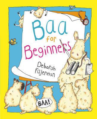 Baa for Beginners by Deborah Fajerman image