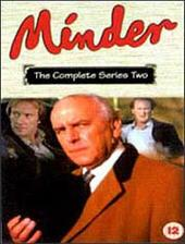 Minder - The Complete 2nd Series on DVD