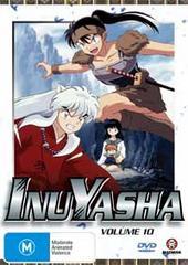Inuyasha - Vol 10 on DVD