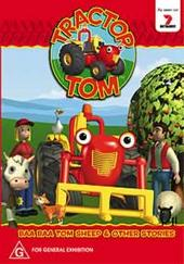 Tractor Tom - Baa Baa Tom Sheep & Other Stories on DVD
