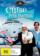 Curse Of The Pink Panther on DVD