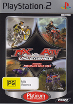MX vs. ATV Unleashed for PlayStation 2