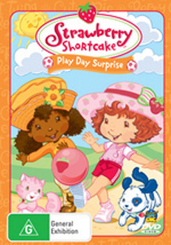 Strawberry Shortcake - Play Day Surprise on DVD