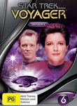 Star Trek: Voyager - Season 6 (New Packaging) DVD