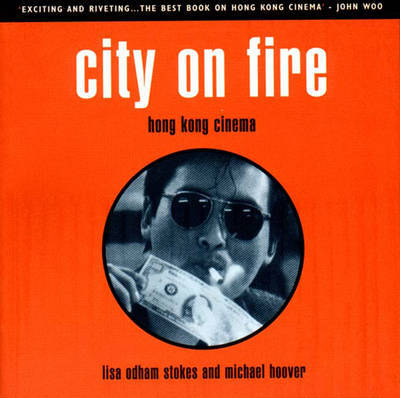City on Fire by Michael Hoover