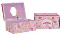 Tiger Tribe: Strawberry Fields Jewellery Box - Medium