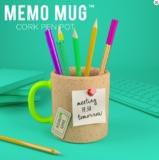 Mustard: Memo Mug - Novelty Pen Pot