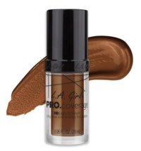 LA Girl HD Pro Coverage Foundation - Rich Cocoa