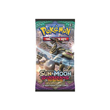 Pokemon TCG Sun & Moon Guardians Rising Single Booster