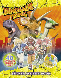 Dinosaur King: Sticker Activity Book image