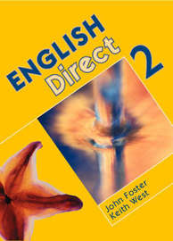English Direct: Level 2 by John Foster image