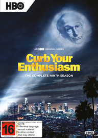 Curb Your Enthusiasm - The Complete Ninth Season on DVD