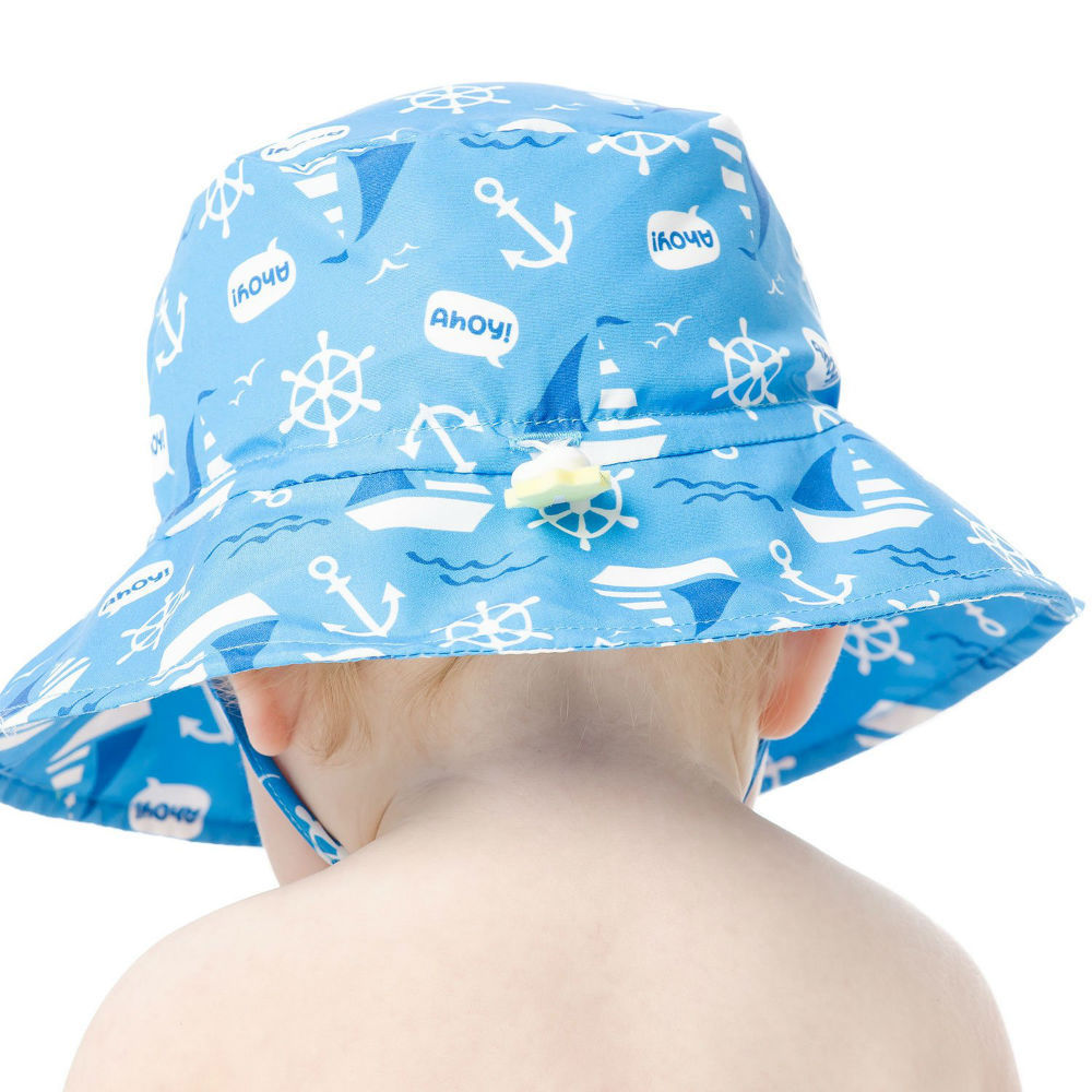 Bumkins: Swim Set - Ahoy! (Medium/12-18 Months) image