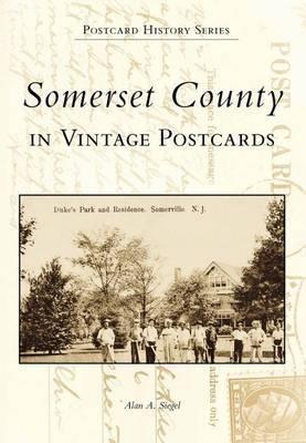 Somerset County Nj by Alan A Siegel