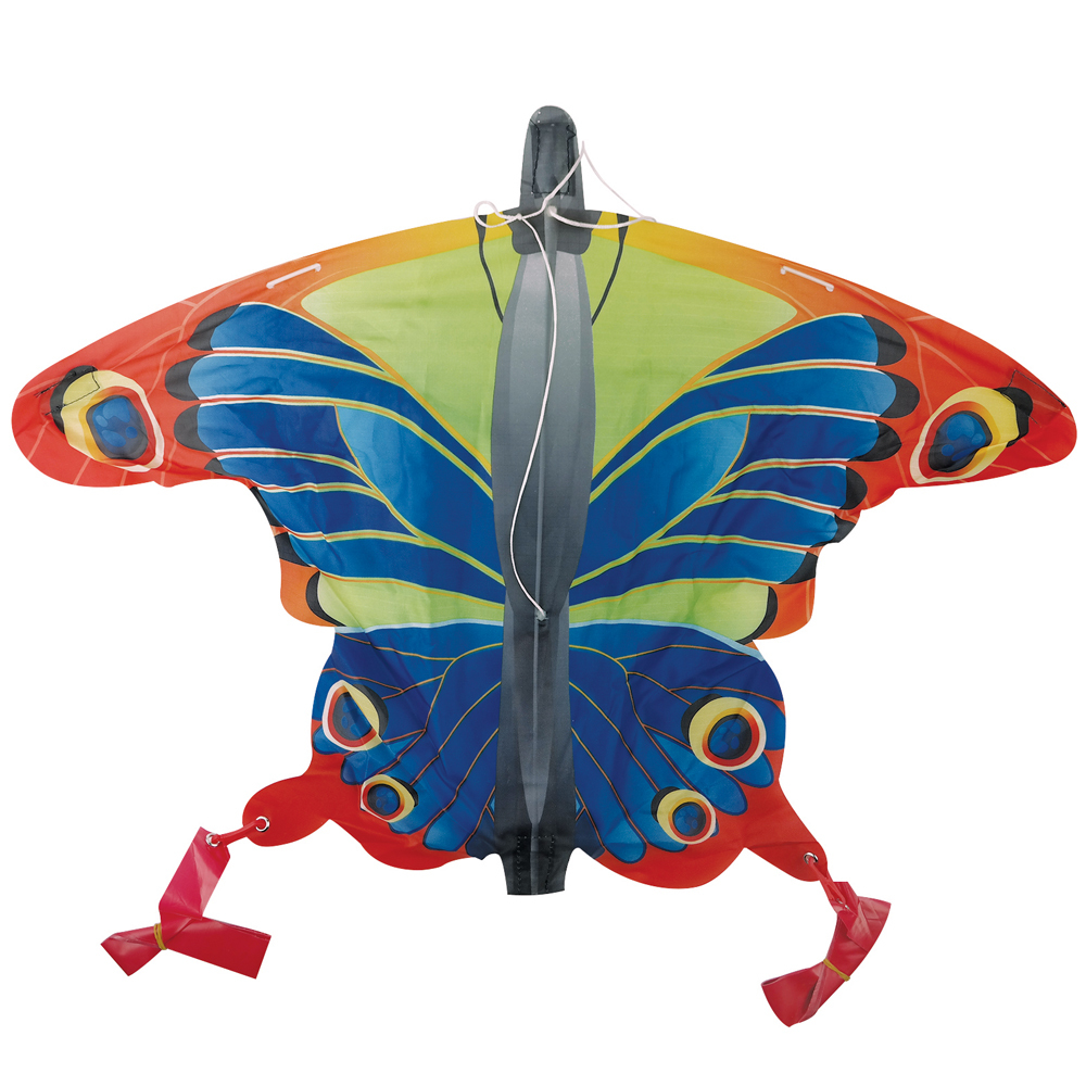 Britz 'n Pieces: Pop Up Mini Kite - Butterfly image
