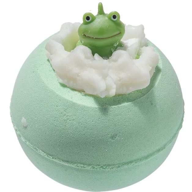 Bomb Cosmetics: It's Not Easy Being Green Blaster (160g)