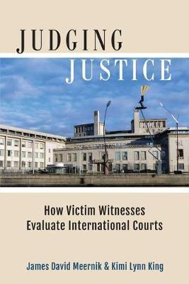 Judging Justice by James David Meernik