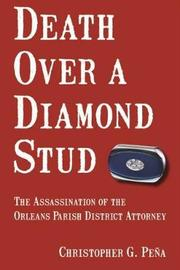 Death Over a Diamond Stud by Christopher , G. Pena