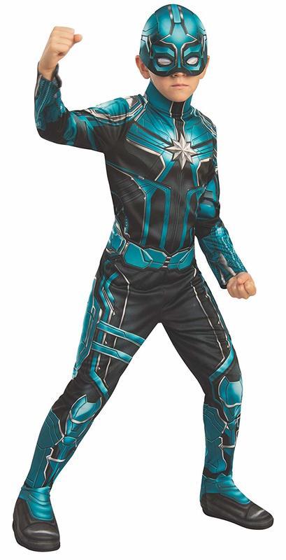 Captain Marvel: Yon Rogg - Children's Costume (Large)