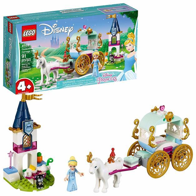 LEGO Disney - Cinderella's Carriage Ride (41159)