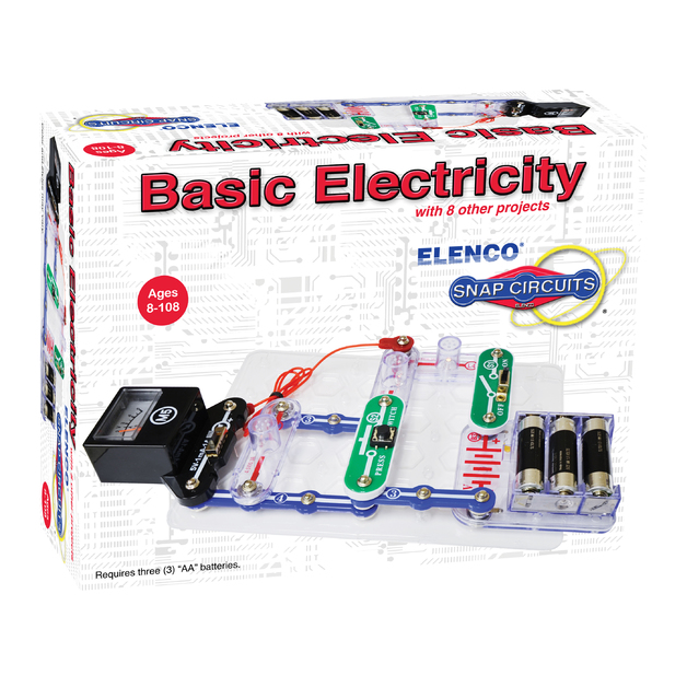 Snap Circuits: Mini Kit Basic Electricity