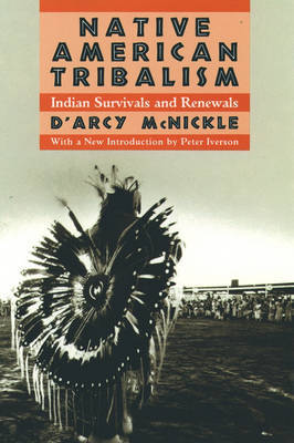 Native American Tribalism by D'Arcy McNickle image