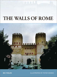 The Walls of Rome by Nic Fields image