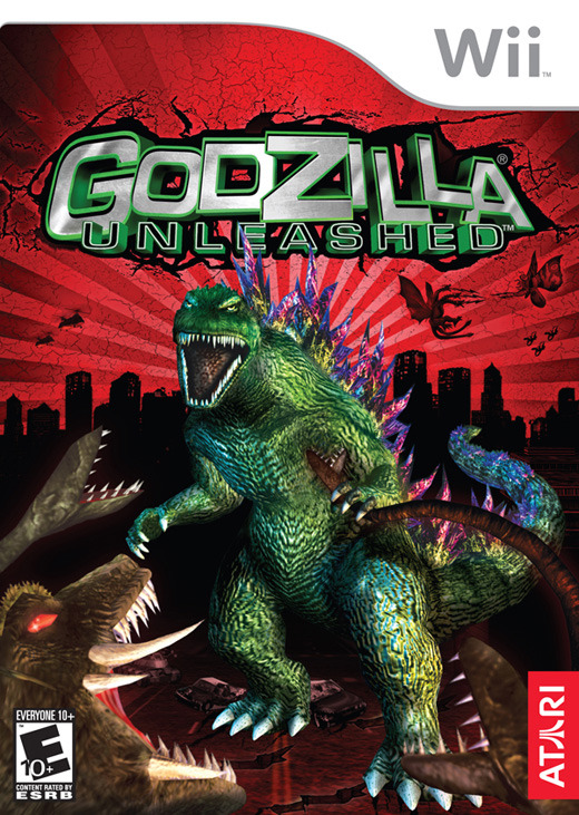 Godzilla: Unleashed for Nintendo Wii