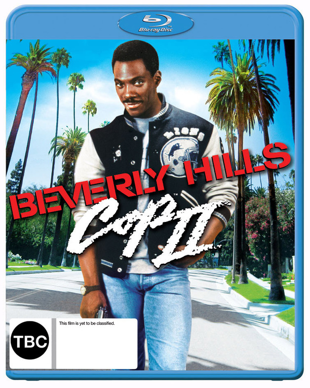Beverly Hills Cop 2 on Blu-ray