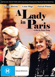 A Lady In Paris DVD