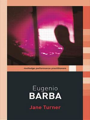 Eugenio Barba by Jane Turner