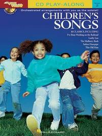 E-Z Play Today 2: Children's Songs (book and CD) image