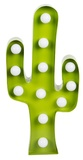 LED Cactus Wall Decoration - Green