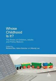 Whose Childhood is It? image