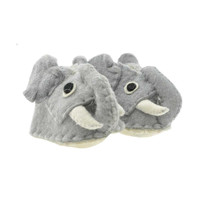 Woolie Slippers - Elephant