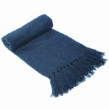 Bambury Boucle Throw Rug (Denim)