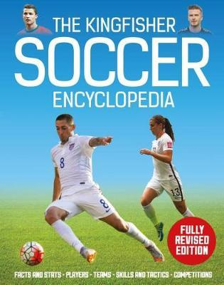 The Kingfisher Soccer Encyclopedia by Clive Gifford image