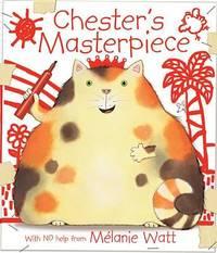 Chester's Masterpiece by Melanie Watt image