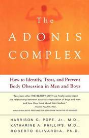 The Adonis Complex by Harrison G. Pope image